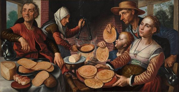 Dictado Pancake day