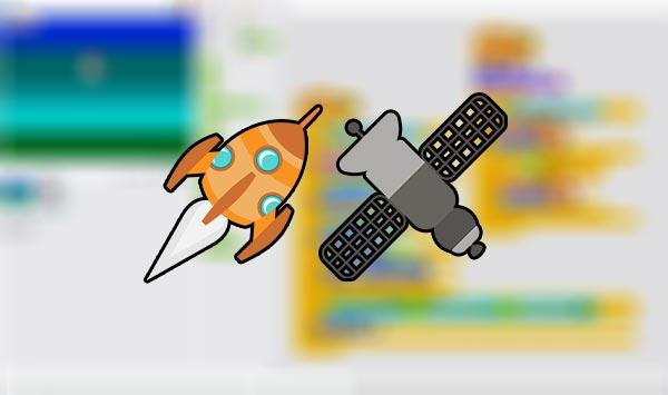 Curso en Scratch Satélite Exosfera Dictando