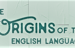 The origins of the English language - Dictado Inglés B1