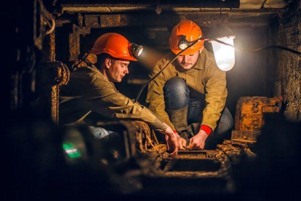 Deutches diktat Niveau B1 – Dier Arbeit im Bergwerk Die Arbeit